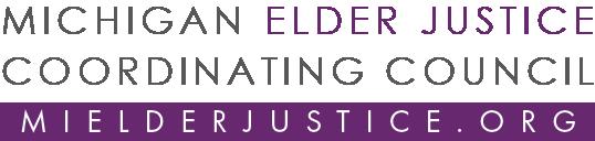 Michigan Elder Justice Coordinating Council